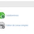 """Para alterarum registro """"WWW"""" do tipo """"CNAME"""", acesse o cPanel, vá no quadrante """"Domínios"""" e clique no ícone """"Editor de zonas avançado"""", conforme imagem abaixo:  CUIDADO, procure alterar apenas […]"""